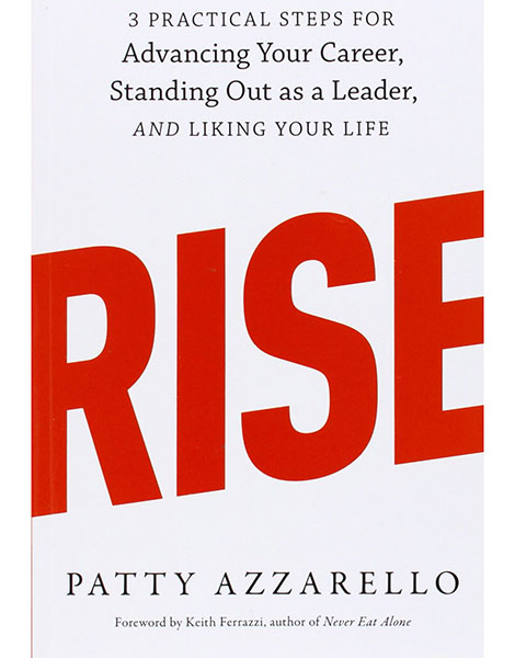 Rise by Patty Azzarello book cover
