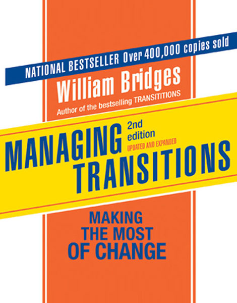 Managing Transitions by William Bridges book cover