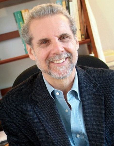 portrait shot of Daniel Goleman