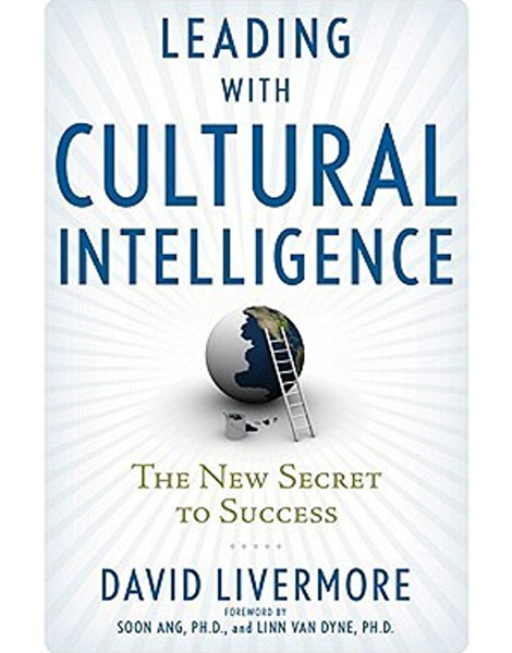 Leading with Cultural Intelligence by David Livermore book cover