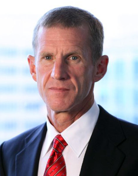Portrait of Stanley McChrystal