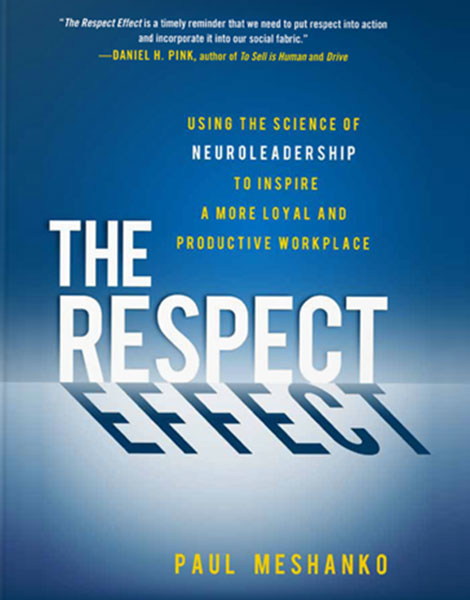 The Respect Effect by Paul Meshanko book cover