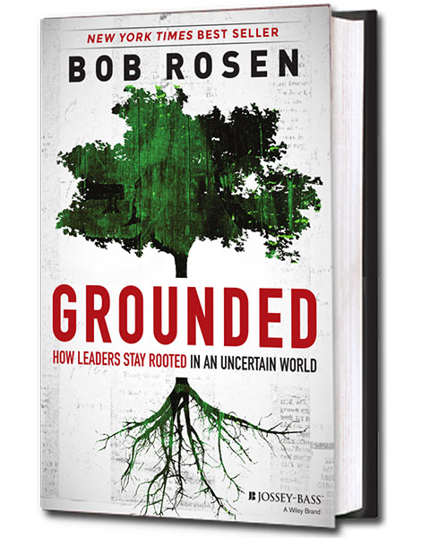 Grounded book cover by Bob Rosen