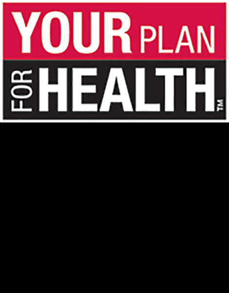 Your Plan for Health graphic